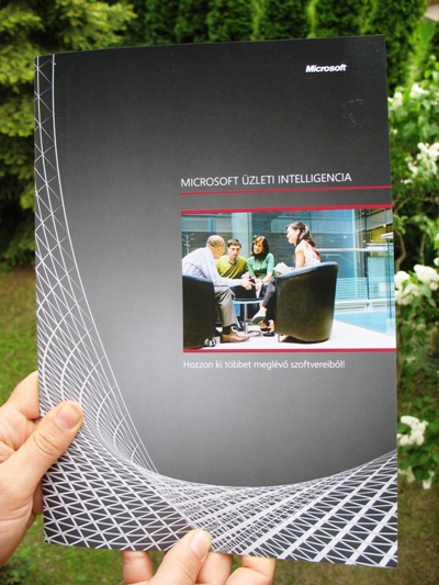Microsoft üzleti intelligencia prospektus